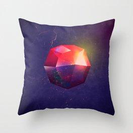 GEMSTONE Throw Pillow