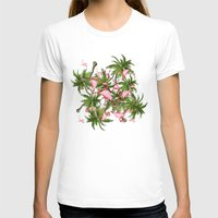 tropical T-shirts featuring tropical  by mark ashkenazi
