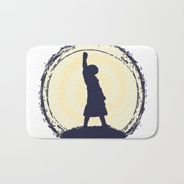 Stone Lady Bath Mat