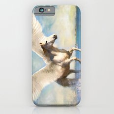 Pegasus taking flight Slim Case iPhone 6s