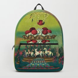 Cherry Go Round Backpack