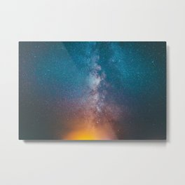 Igniting The Galaxies Metal Print