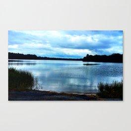 Still Pond Canvas Print
