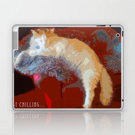 Just Chilling... Laptop & iPad Skin