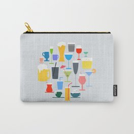 Time to Drink Carry-All Pouch