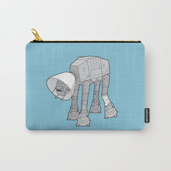 Battle Damage Carry-All Pouch