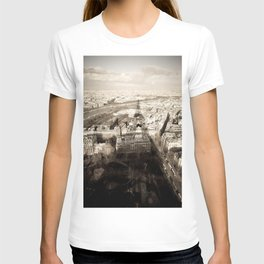Shadow Over Paris T-shirt