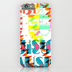 NEEDMusic iPhone 6s Slim Case