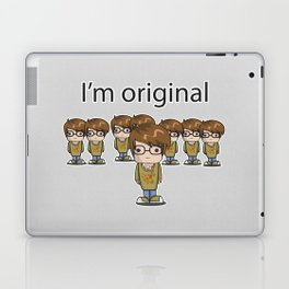 I'm Original Laptop & iPad Skin