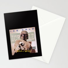 Kill At Will Stationery Cards
