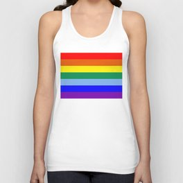 Rainbow Original Unisex Tank Top