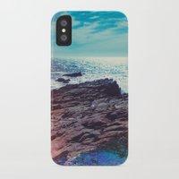 salt water iPhone & iPod Cases featuring Salt Water by Viviana Gonzalez