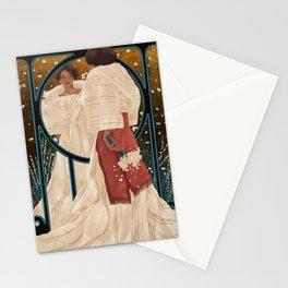 Filipiniana Mirror Dark Stationery Cards