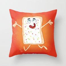 I'm Delicious! Throw Pillow