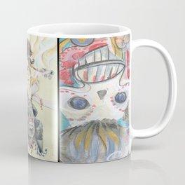Hipster Oiran Coffee Mug