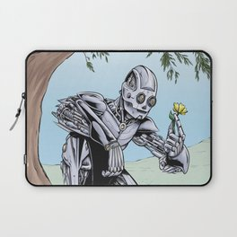Stop to Smell the Flowers Laptop Sleeve