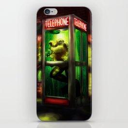 Loveland Frog iPhone Skin