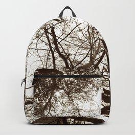 Memories of Endor 2 (B&W) Backpack