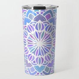 Mandala 01 Travel Mug