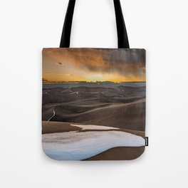 Great Sand Dunes National Park and Preserve Colorado Tote Bag