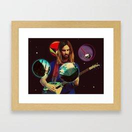 Kevin Parker Tame Impala Framed Art Print