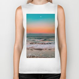 shoreline #society6 #decor #buyart Biker Tank