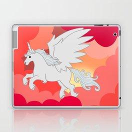 Alicorn at Sunset Laptop & iPad Skin