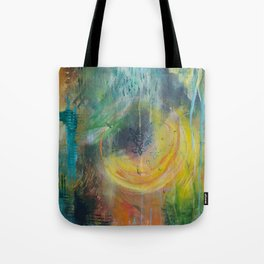 Light in the moment Tote Bag