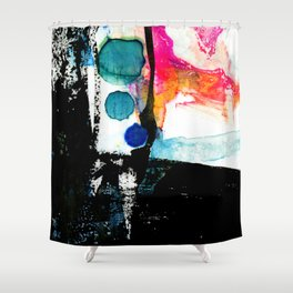 Ecstasy Dream No. 8 by Kathy Morton Stanion Shower Curtain