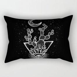 Mystic gaze Rectangular Pillow