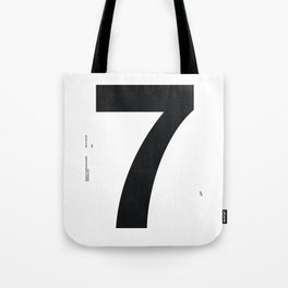 Nº7. Helvetica Posters by empatía® Tote Bag