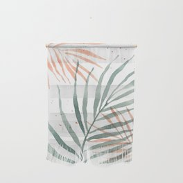 Palm Party I Wall Hanging