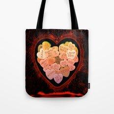 ANTI VALENTINE - 198 Tote Bag