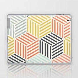 Colorful Geometric Pattern Laptop & iPad Skin