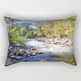 Guadalupe River Rectangular Pillow