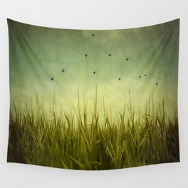 In the Field Wall Tapestry