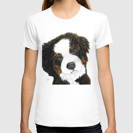 Bernese Mountain Dog Love T-shirt