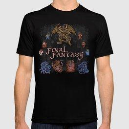 Fantasy Final T-shirt