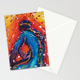 Dreaming In Color Stationery Cards