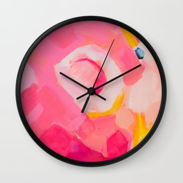 Pieces of love 4 Wall Clock
