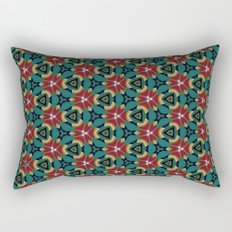 Lonely Petunia Rectangular Pillow