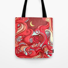 Dream Weave Tote Bag
