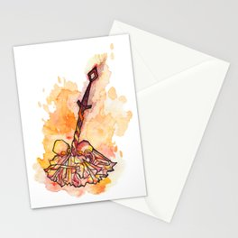 Dark Souls Bonfire Stationery Cards
