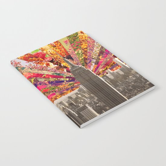 BLOOMING NY Notebook