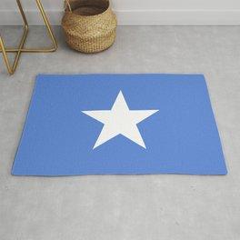 Somalia flag emblem Rug
