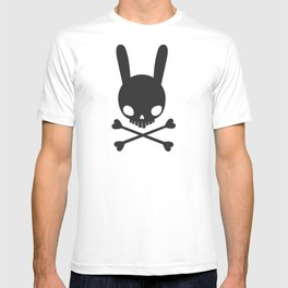 SKULL BUNNY OF PIRATES T-shirt