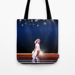 Olivia Newton-John - Xanadu movie 80s  by retropopdisco Tote Bag