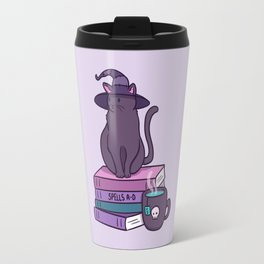Feline Familiar Travel Mug