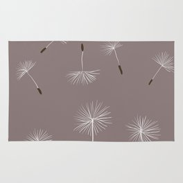 blowing in the wind Rug