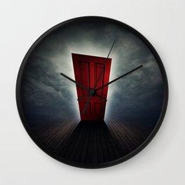 Beyond a Dream Wall Clock
